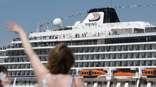 Die Viking Sea soll bis 2022 zwei neue Schwesterschiffe bekommen.