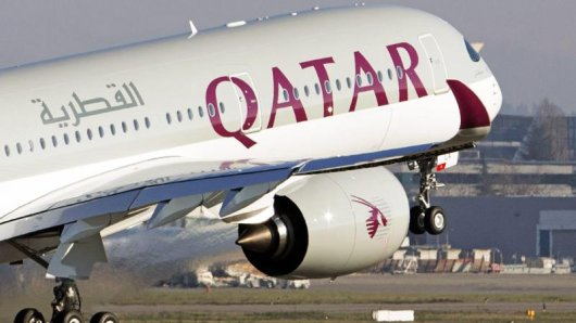 Qatar Airways liegt im aktuellen Skytrax-Ranking auf dem ersten Platz.