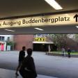 Der Buddenbergplatz am Hinterausgang des Hauptbahnhofs ist Treffpunkt der Bochumer Drogenszene.