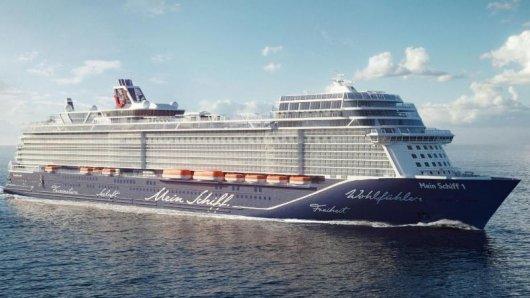 Im Mai 2018 stellt Tui Cruises die neue Mein Schiff 1 in Dienst. An Bord gibt es einige Neuheiten.