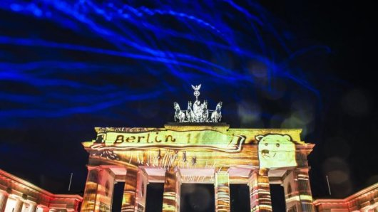 Bereits im vergangenen Jahr lockte das Festival of Lights zahlreiche Besucher nach Berlin.