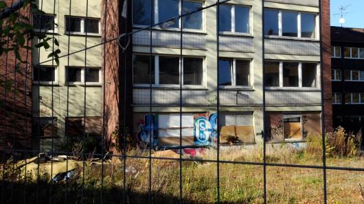 Eine Schrottimmobilie in Buer: Nirgendwo in Deutschland ist die Armut derzeit größer als in Gelsenkirchen. (Archivbild)