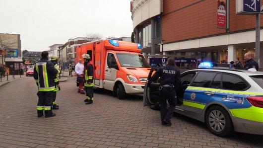 An der Haltestelle Altenessen-Mitte kam es am Freitagmittag zu einem Unfall.