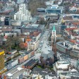 Luftaufnahme der Stadt Gelsenkirchen