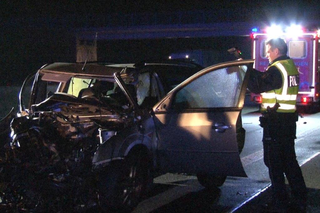 Rätselhafter Unfall-Tod auf A1: Polizei schaltet Sachverständigen ...