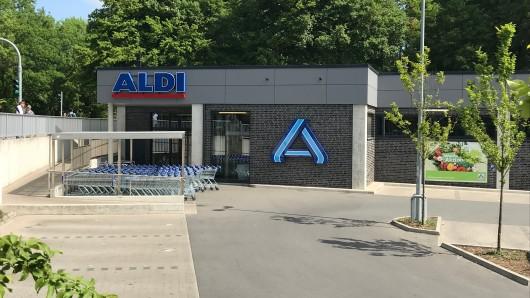 Bei Aldi an der Markstraße in Bochum war eine möglicherweise giftige Spinne gefunden worden. Der Markt wurde daraufhin geschlossen.