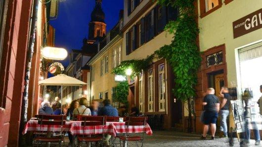 In Heidelberg hat sich ein Streit rund um Nachtleben und Sperrstunde entwickelt.