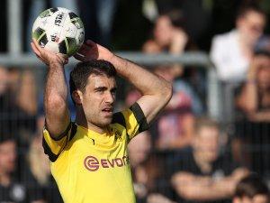 Hat in Dortmund nur noch Vertrag bis 2019: BVB-Verteidiger Sokratis.