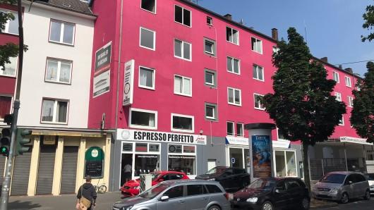 In diesem Haus am Bochumer Nordring hat es zum fünften Mal gebrannt. Der mutmaßliche Brandstifter ist Mieter des Hauses.