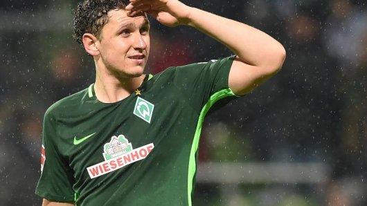 Spielt weiter für Werder: Milos Veljkovic.