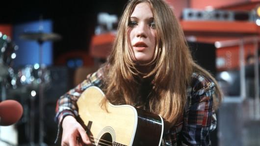 Juliane Werding war gerade 15 Jahre alt, als sie den Tod von Conny Kramer besang. (Archivbild)