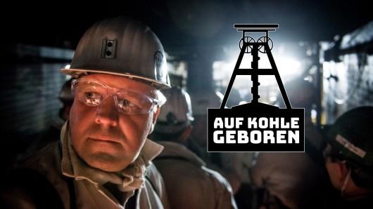 Ein Blick zurück: Die Bergleute vor ihrem letzten Durchschlag auf Prosper Haniel im Dezember 2016.