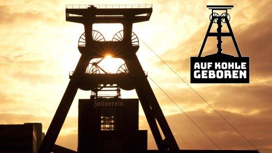 Da geht einem das Herz auf: Der Förderturm Schacht XII der Zeche Zollverein in Essen.