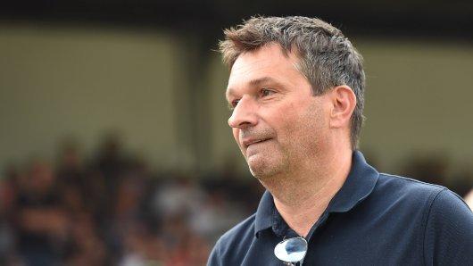 Schalkes Sportvorstand Christian Heidel