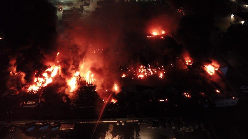 Lippstadt Feuer