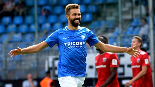 Der VfL gewann 6:0 gegen Ingolstadt.