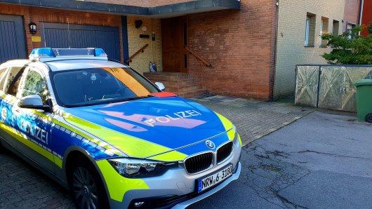 Die Polizei ermittelt nach einem schweren Raub in Oberhausen.