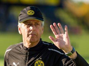 BVB-Trainer Lucien Favre reiste nicht mit nach Aachen.