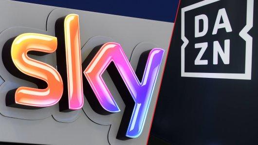 Das Bundeskartellamt ermittelt gegen Sky und DAZN.