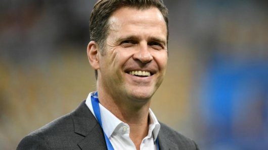 Stärkt Bundestrainer Joachim Löw den Rücken: DFB-Teammanager Oliver Bierhoff.