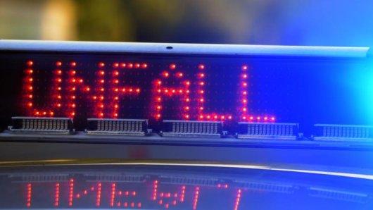 In Bochum hat sich ein Unfall ereignet – wegen eines Laubkorbs.