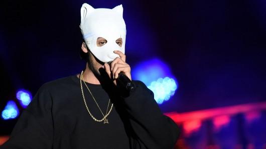Mit Panda-Maske wurde Cro in Deutschland berühmt.