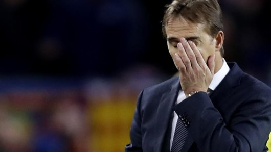 Ist nicht mehr Trainer von Real Madrid: Julen Lopetegui.