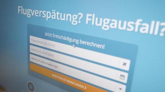 Fluggastrecht-Portale wie Fairplane versprechen Abhilfe, wenn Passagiere von der Airline keine Entschädigung bekommen.