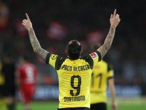 Paco Alcacer könnte am Abend in Lotte zum Einsatz kommen.