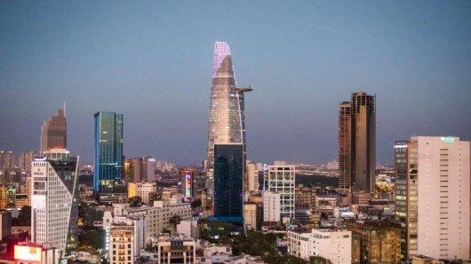 Boomende Metropole: Ho-Chi-Minh-Stadt, das ehemalige Saigon, zählt inzwischen rund zehn Millionen Einwohner.