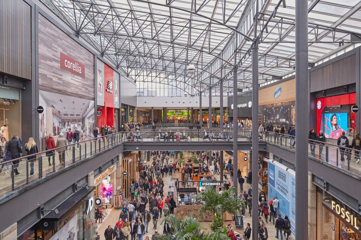 b7cd65f62141 Neue Läden im Centro Oberhausen: Das alles ist 2019 neu - Oberhausen ...