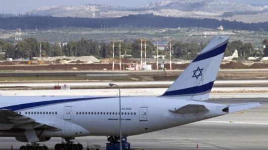 Die israelische Airline El Al hat Flüge von mehreren deutschen Flughäfen nach Tel Aviv in ihrem Programm.