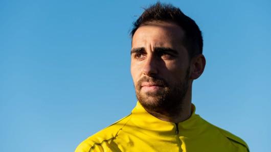 Paco Alcácer verrät: Dieser Spieler war mein Idol.