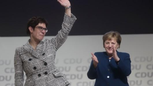 Annegret Kramp-Karrenbauer ist die Nachfolgerin von Angela Merkel als CDU-Parteivorsitzende.