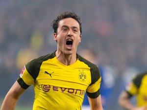 Thomas Delaney war Dortmunds Mann des Derbys.