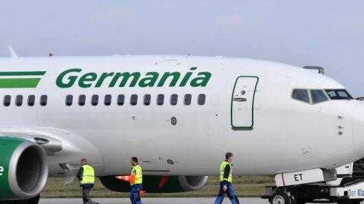 Die Airline Germania bietet ab Mai 2019 einen Direktflug von Düsseldorf nach Tirana an.
