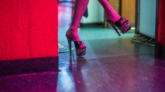 Immer mehr Frauen aus Nigeria werden in Deutschland zur Prostitution gezwungen.