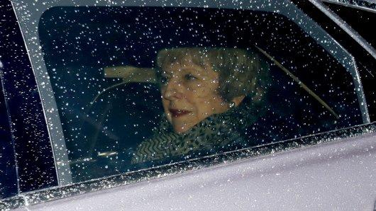 Misstrauensvotum gegen Theresa May