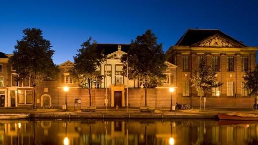 Museum De Lakenhal inLeiden - die Niederlande feiern 2019 ein kulturelles Themenjahr zu Rembrandt und dem Goldenen Zeitalter.