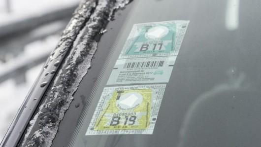 Ab 1. Februar benötigen Autofahrer in einigen EU-Ländern die Vignette für 2019.