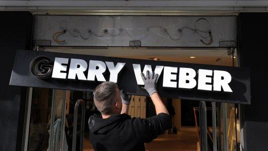 Die Modemarke Gerry Weber hat einen Antrag auf Insolvenz gestellt.