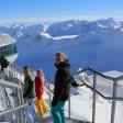 Das Skigebiet Pitztaler Gletscher feiert seine 35-jährige Geschichte.