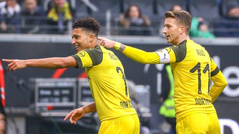 Frankfurt Dortmund Live Ticker