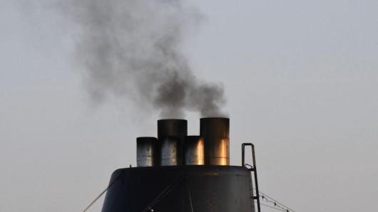 Der Naturschutzbund Nabu macht schon lange auf die hohe Belastung durch Schiffsabgase aufmerksam.