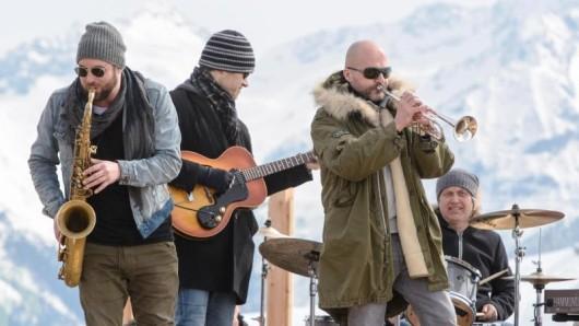 Jazz im Skigebiet: Das Festival Snow Jazz Gastein findet vom 8. bis 17. März im Gasteinertal statt.