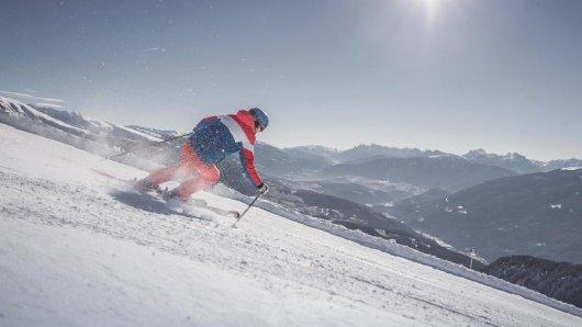 Das Skigebiet Gitschberg Jochtal bietet 16 Abfahrten - und ist damit eher übersichtlich.