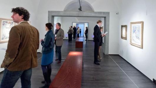 Im Stadtmuseum Lindau am Bodensee gibt es vom 6. April an eine Ausstellung über den Künstler Friedensreich Hundertwasser.