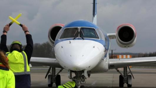 Alle Flüge der britischen Airline Flybmi wurden gestrichen.