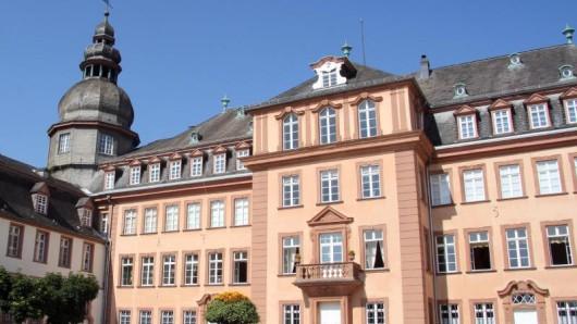 Herrschaftliche Wohnstätte: Im Berleburger Schloss lebt seit mehr als 750 Jahren die Fürstliche Familie Sayn-Wittgenstein-Berleburg.