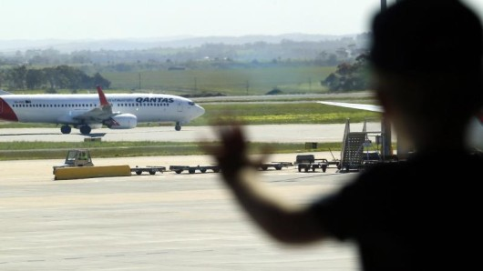 Wer sich länger als acht Stunden im Transitbereich eines australischen Flughafens aufhält, braucht ein Visum.